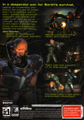 Quake 4 Macintosh Back Cover