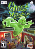 Ghost Master Macintosh Front Cover
