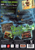 Ghost Master Macintosh Back Cover