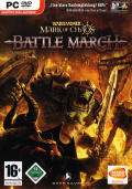 Warhammer: Mark of Chaos - Battle March Windows Front Cover