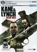 Kane & Lynch: Dead Men Windows Front Cover