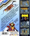 Defenders of the Earth Amiga Back Cover