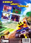 Pac-Man World Rally Windows Back Cover