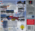 Cool Boarders 2 PlayStation Back Cover
