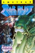 Star Dust Amstrad CPC Front Cover