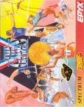 The Games: Summer Edition ZX Spectrum Front Cover