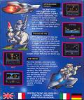 Game Over II ZX Spectrum Back Cover