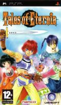 Tales of Destiny II PSP Front Cover