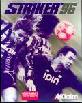 Striker '96 DOS Front Cover