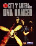 Guts 'n' Garters in DNA Danger DOS Front Cover
