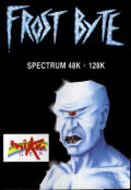 Frost Byte ZX Spectrum Front Cover