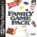 Family Game Pack PlayStation Front Cover