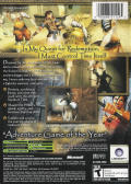 Prince of Persia: The Sands of Time Xbox Back Cover
