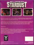 Super Stardust DOS Back Cover