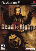 Dead to Rights II PlayStation 2 Front Cover