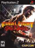 "Final Fight: ""Streetwise"" PlayStation 2 Front Cover"
