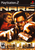 NARC PlayStation 2 Front Cover