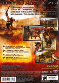 Shadow of Rome PlayStation 2 Back Cover