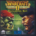Warcraft II: Beyond the Dark Portal DOS Other Jewel Case - Front
