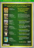 Heroes of Might and Magic (Platinum Edition) Windows Back Cover