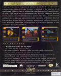 Star Trek: Starfleet Academy - Chekov's Lost Missions Windows Back Cover