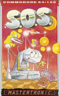 S.O.S. Commodore 64 Front Cover