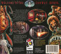 Killing Time 3DO Other Jewel Case - Back