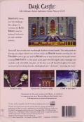 Dark Castle CD-i Back Cover