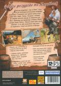 Age of Pirates: Caribbean Tales Windows Other Keep Case - Back