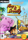 Moop and Dreadly in the Treasure on Bing Bong Island Macintosh Front Cover