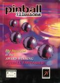 Pinball Illusions DOS Front Cover