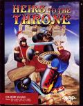 Heirs to the Throne DOS Front Cover