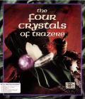 The Four Crystals of Trazere DOS Front Cover