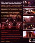The Journeyman Project 2: Buried in Time Windows 3.x Back Cover