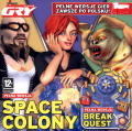 Space Colony Windows Front Cover