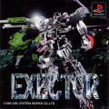 Exector PlayStation Front Cover