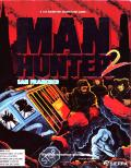 Manhunter 2: San Francisco DOS Front Cover