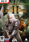 The Lord of the Rings: The Battle for Middle Earth II Windows Front Cover