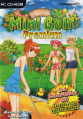 Minigolf Premium Windows Front Cover