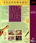 Rags to Riches: The Financial Market Simulation DOS Back Cover