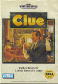 Clue Genesis Front Cover