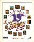 Interplay 15th Anniversary DOS Front Cover