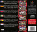 Chop N' Drop PlayStation Back Cover
