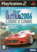 OutRun 2006: Coast 2 Coast PlayStation 2 Front Cover