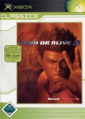 Dead or Alive 3 Xbox Front Cover