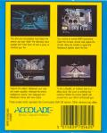 The Train: Escape to Normandy ZX Spectrum Back Cover