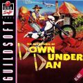 The Adventures of Down Under Dan DOS Other Jewel Case - Front