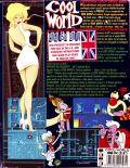 Cool World DOS Back Cover