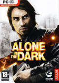 Alone in the Dark Windows Front Cover
