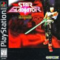 Star Gladiator: Episode 1 - Final Crusade PlayStation Front Cover